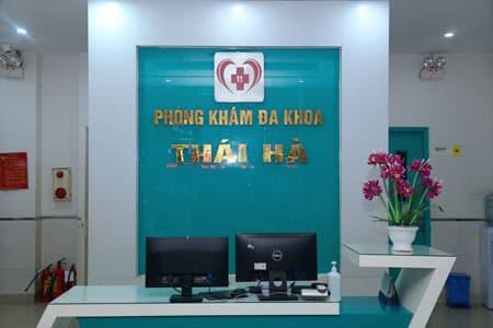 Phòng khám phá thai an toàn thái hà