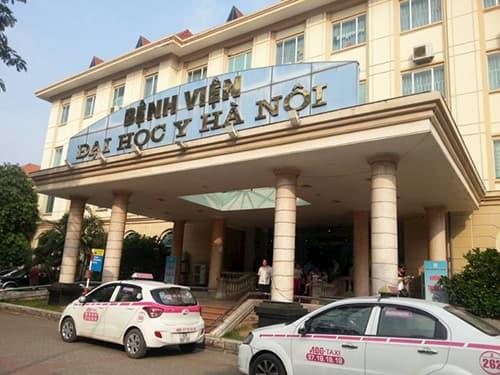 Cắt bao quy đầu tại bệnh viện đại học y Hà Nội